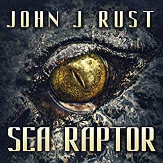 Sea Raptor audiobook cover art