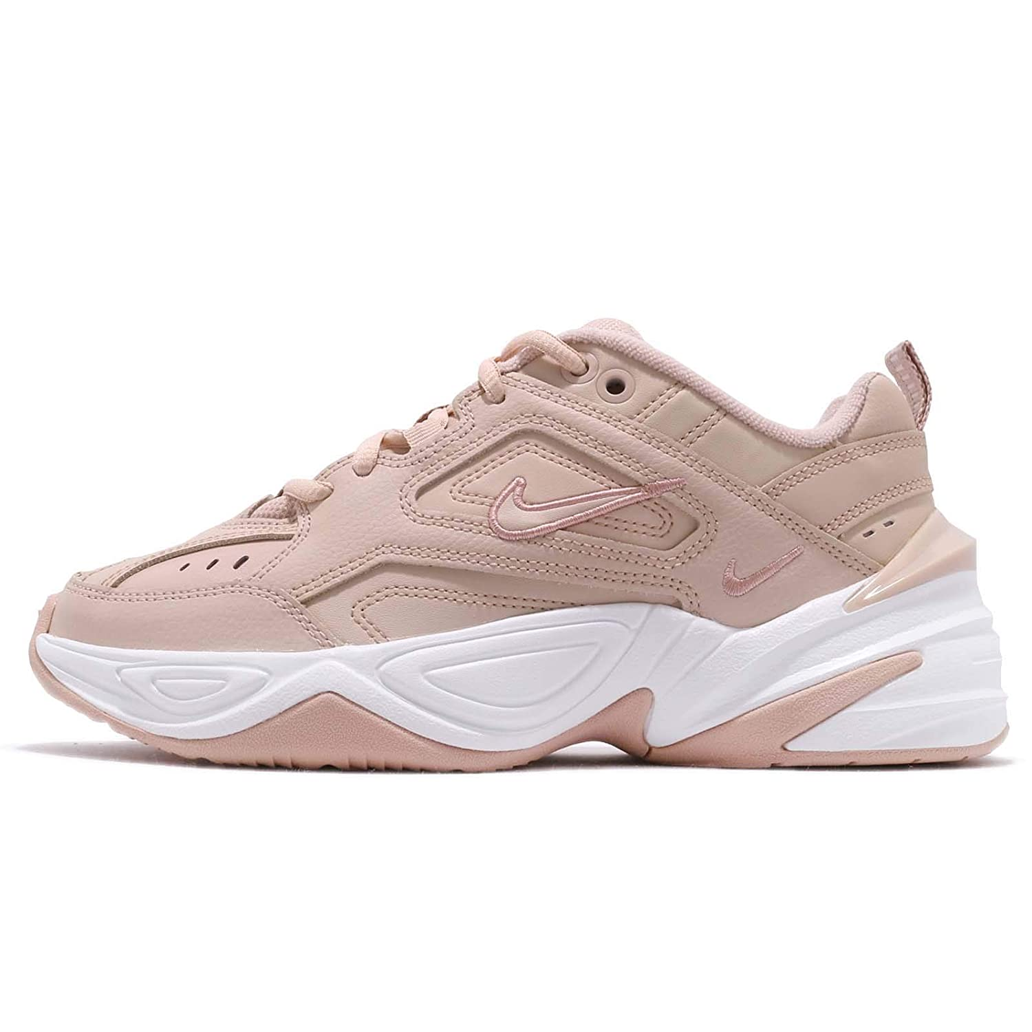 M2k Tekno Leather Sneakers at Amazon
