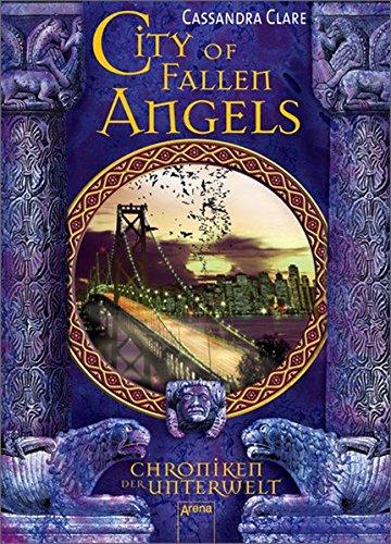 Buchseite und Rezensionen zu 'Die Chroniken der Unterwelt 4: City of Fallen Angels' von Cassandra Clare