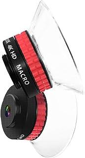 スマホレンズ 高画質20X+10Xマクロレンズ HD携帯電話カメラレンズ iPhone、Samsung、Sony、Androidスマートフォンに適し 被写界深度効果