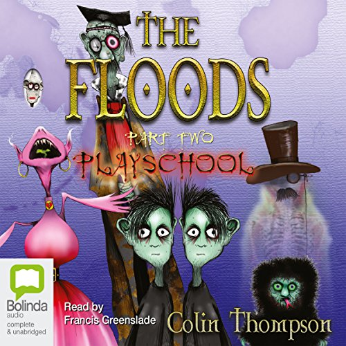 The Floods audiobook cover art