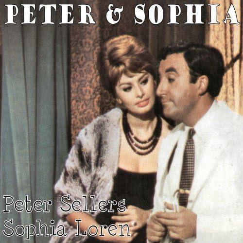 Peter Sellers & Sophia Loren