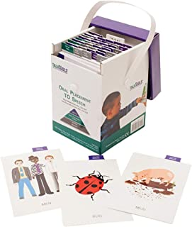 Oral Placement to Speech (Opt-S) Articulation Card Set