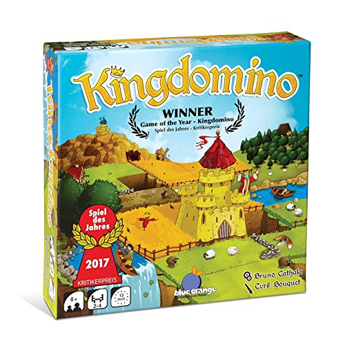 Kingdomino – Juego de mesa y estrategia, un juego de Bruno Cathala,...