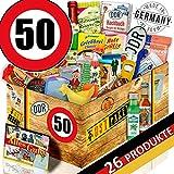 Geschenkbox / 24er Allerlei / Geburtstag 50 / DDR Geschenke Mutti