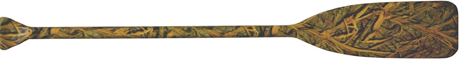 Caviness 4 Foot Wooden Boat Paddle, Camo
