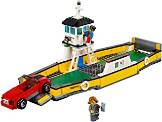 Best lego city great vehicles ferry 60119 Reviews