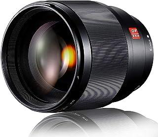 Viltrox 85mm F1.8 Auto Focus Lens for Sony,Full Frame,Medium Telephoto Portrait Prime Lens for Sony E Mount A9 A7R3 A7R2 A...
