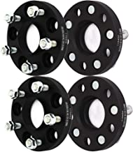 ANGLEWIDE 4Pc 20MM HUBCENTRIC Wheel Spacers 5x4.5 12x1.25 66.1mm FITS 2009-2012 Infinity FX35 G37 Nissan Altima GTR SENTRA Murano