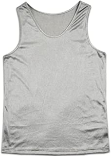 OURSURE Anti-Radiation Protection Clothes Unisex Men Women Tank T-Shirt Shield 8900690 Silver