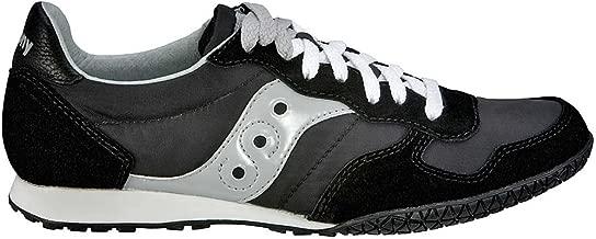 Saucony Originals Men's Bullet Classic Sneaker,Black/Grey,11 M US