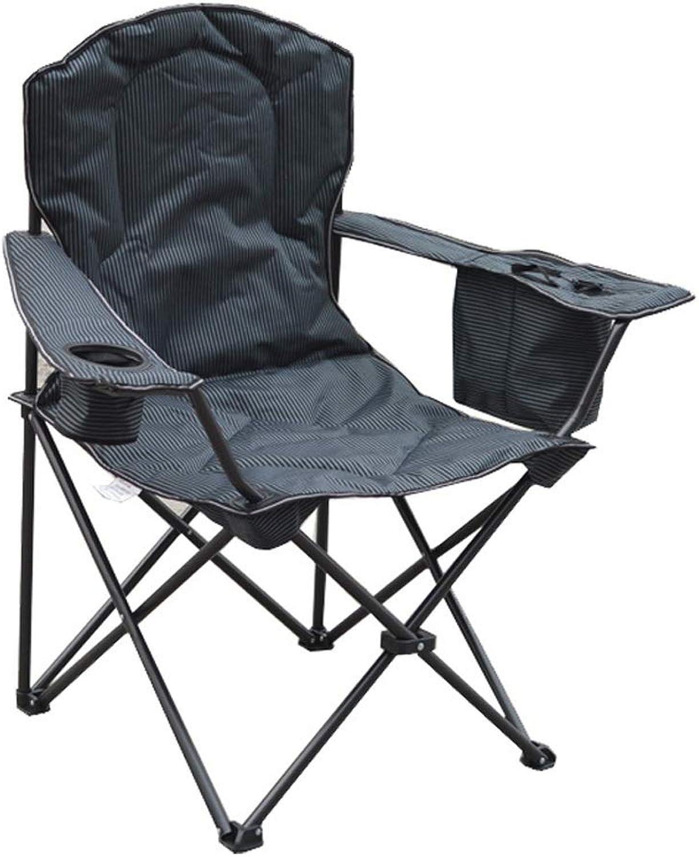 CATRP-Campingstühle Campingstuhl Klappsessel Kompakter Tragbar Gartenstuhl Mit Getrnkehalter Und Tragetasche