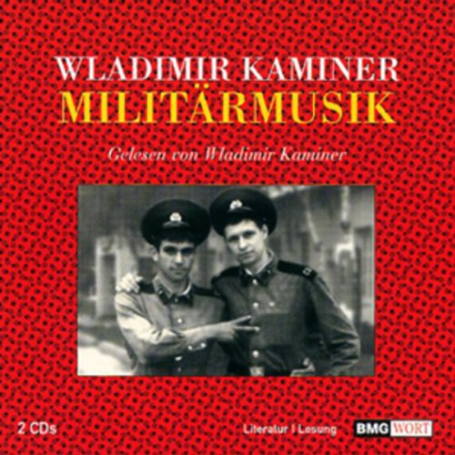 Militärmusik audiobook cover art