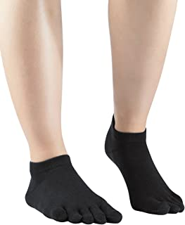 Everyday Essentials Sneaker | Calcetines Tobilleros con dedos en algodón para uso cotidiano
