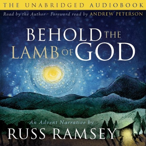 Behold the Lamb of God  By  cover art