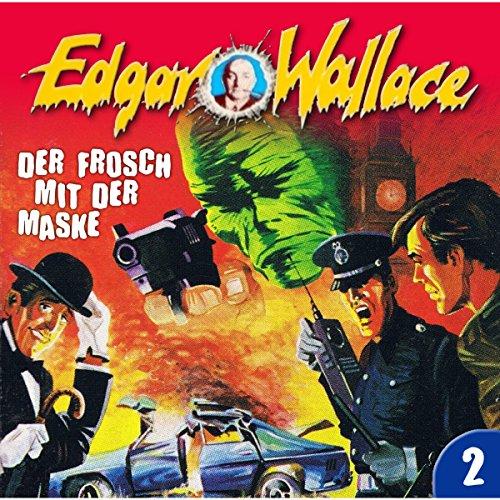 Der Frosch mit der Maske (Edgar Wallace 2) Titelbild