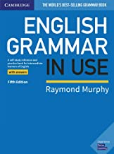 English Grammar in Use. Fifth Edition. Book with Answers.