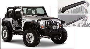 Bushwacker 14003 Jeep Trail Armor Front /& Rear Accent Set