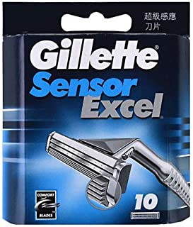 Gillette Sensor Excel - 30 Count (3 x 10 Pack)