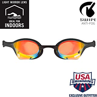 Arena Cobra Ultra Swimming Goggles, Professional...