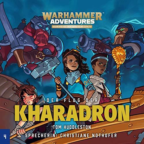 Der Flug der Kharadron Titelbild