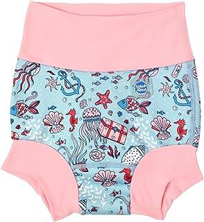 Splash About Unisex baby glad blöja stänk om bebisar glad blöja shorts – surfar upp, 2 X-Large