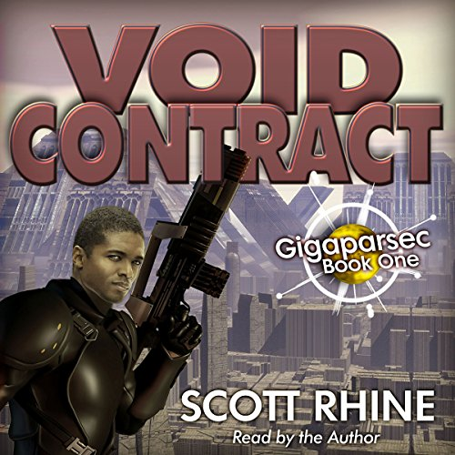 Void Contract audiobook cover art