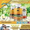Herbal Science Premium Hemp Gummies: 7500mg Natural Hemp Extract Candy Supplement for Pain, Anxiety, Sleep, Stress, Memory, Mood - 60 Fruity Gummy Bears and 250mg Hemp Oil Extract Drops #5