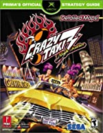 Crazy Taxi 3 - High Roller : Prima's Official Strategy Guide de Prima Development