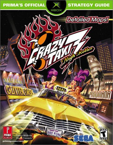 Crazy Taxi 3: Official Strategy Guide (Prima's Official Strategy Guides)