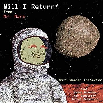 Will I Return? (feat. Nadav Brenner, Nir Dembinsky & Daniel Rotschild)