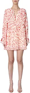 SELF-PORTRAIT Luxury Fashion Womens SP20042SCCREAM Pink Dress | Season Outlet