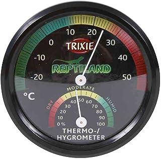 Trixie 76113 termo/higrometr, analogowy, 7,5 cm