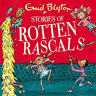 Stories of Rotten Rascals cover art