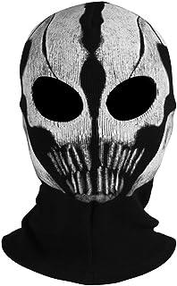 Innturt Fabric Ghost Mask Balaclava Skull Hood