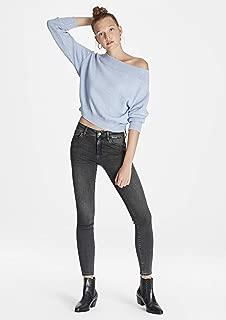 Adriana Ankle Glam Jean Pantolon