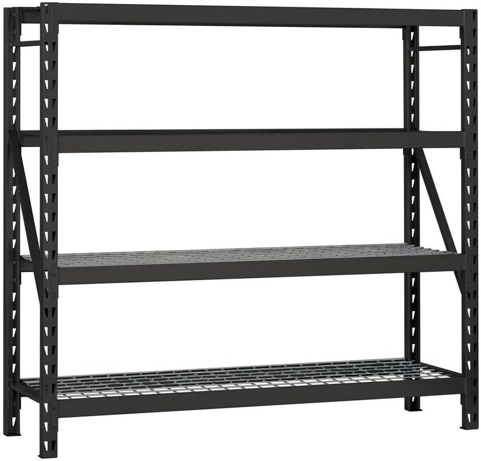 Husky 20 in. W x 20 in. H x 20 in. D Steel Commercial Shelving Unit 20