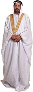 Desert dress, vestito arabo, mantello mishlah, Sheikh, Royalty, omani, Dubai Gulf
