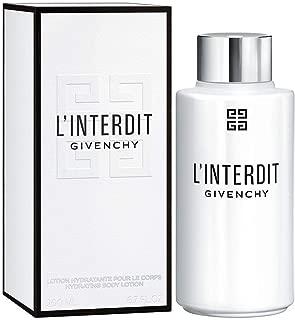 Givenchy L'Interdit Body Lotion 200 ml
