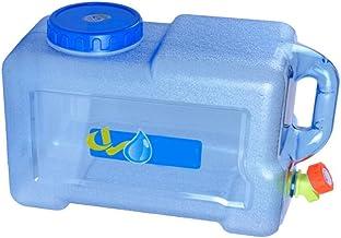 Kbsin212 Coche Bombas Dispensador de Agua Cubo de Almacenamiento Vehículo del vehículo Contenedor de Agua al Aire Libre Portador de Agua para Escalar Viajes Senderismo Caza Pesca Picnic