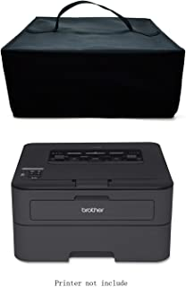 Brother HL-L2340DW / HL-L2300D / HL-L2360DN / HL-L5100DN A4 Mono Laser Printer Dust Cover Heavy Duty Fabric Water Resistant and Protector Antistatic with Hand Straps