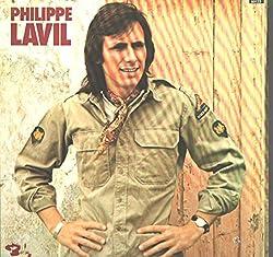Philippe Lavil: Self Titled LP VG++/NM Canada Barclay 80 122 pinhole