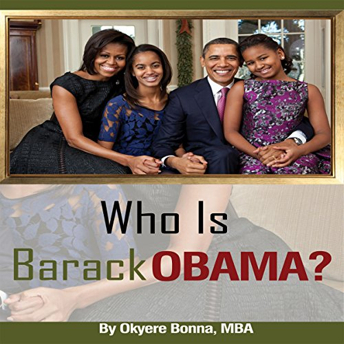 Who Is Barack Obama? cover art