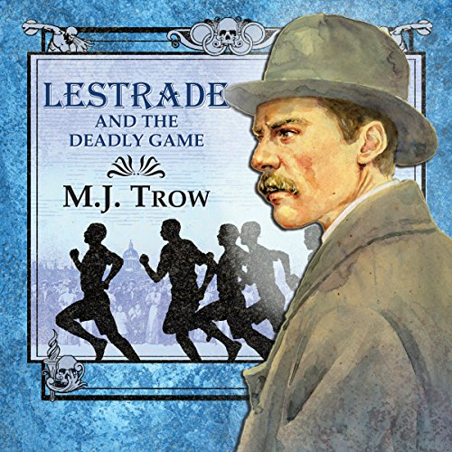 Couverture de Lestrade and the Deadly Game