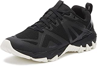 MQM Flex Gore-TEX Mens Black Sneakers