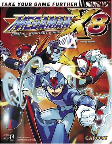 Mega Man® X8 Official Strategy Guide