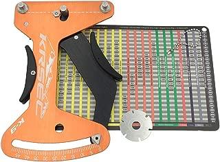 Krsec Bicycle Spoke Tension Meter Measurement Adjustment Tool