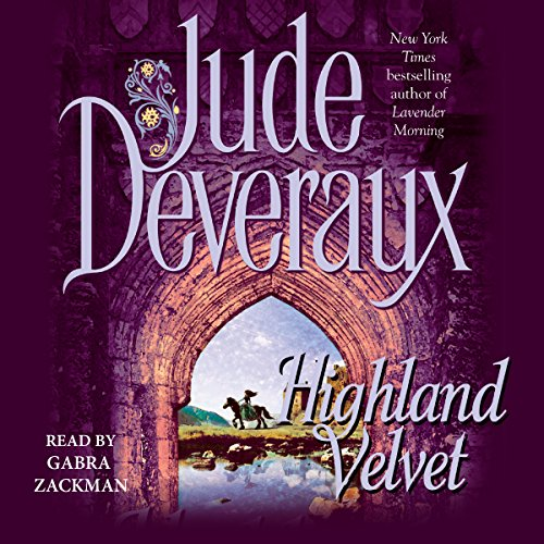 Couverture de Highland Velvet