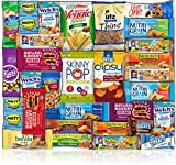 ASSORTMENT OF FLAVORS: Indulge in sweet, spicy, and salty flavors of cookies, chips, and candy. We have selectively picked a wide variety of flavors to ensure that you get an ultimate snacking experience. QUALITY SNACKS: We do not compromise on quali...