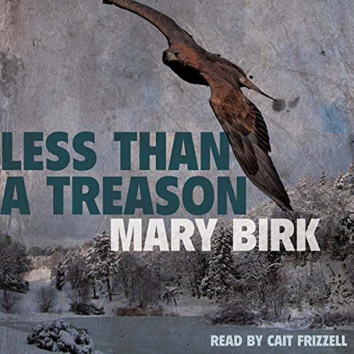 Less Than a Treason audiobook cover art